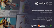 Rigging y Animación 2D con Unity.