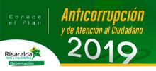 Plan Anticorrupción 2019
