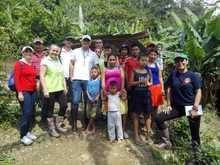 Visita resguardos indígenas Mistrató