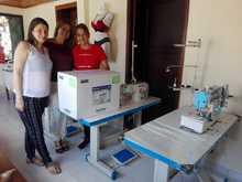 Entrega fortalecimiento retornadas de Santa Rosa de Cabal