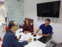 Reunión juventud con UTP