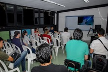 Gobernación de Risaralda y Unity charlas video juegos 2