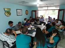 Junta Municipal de Educación en Santuario