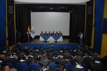 Grados estudiantes becados Súmale a la Educación Superior