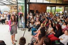 Visita de la vicepresidenta Martha Lucía Ramírez