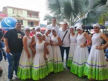Concurso Departamental de Danzas