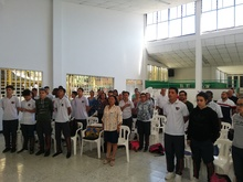 Foro Bicentenario en La Celia