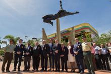 Gobernador de Risaralda participó en la conmemoración de los 156 años de Pereira