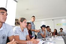 Capacitación jóvenes empresarios del campo