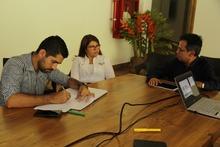 Encuentro secretarios de educación RAP