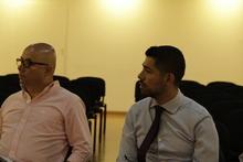 Reunión decanos de psicología