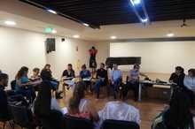 Reunión facultades de psicología y medicina