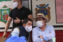 Diálogo social en Moreta, Quinchía