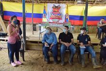 Dachi Dada Kera en Kemberdé, Pueblo Rico