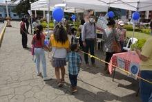 Búsqueda activa de estudiantes en Santa Rosa