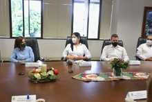 Reunión universidades Risaralda Profesional