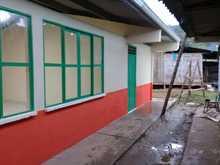 Nuevas aulas en Bajo Embordó, Pueblo Rico
