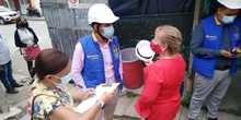 Recorrido obras megacolegios Santa Rosa