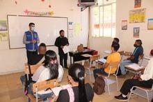 Capacitación docentes indígenas como normalistas