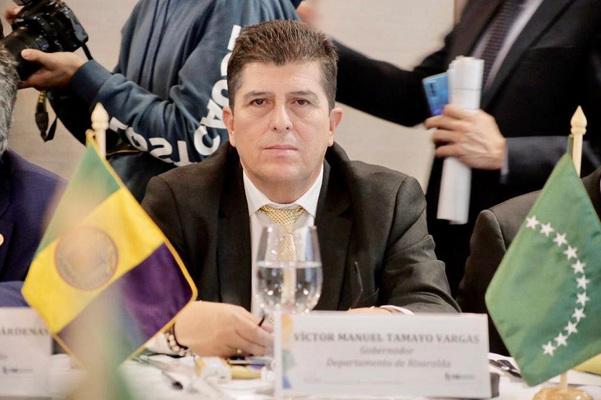 Gobernador representante ante el Consejo Nacional de Discapacidad