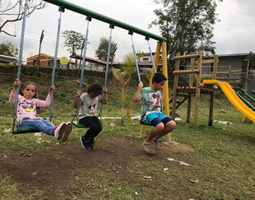 Gobernacion Construira Mas Juegos Infantiles Y Gimnasios Al Aire