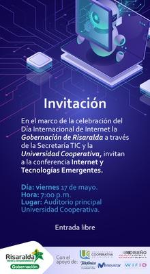 Conferencia Internet y Tecnologías Emergentes